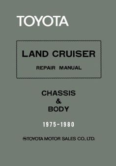 1984 1996 chevrolet parts and illustration catalog scr1 repair toyota land cruiser repair manual chassis body 1975 1980 fandeluxe Images