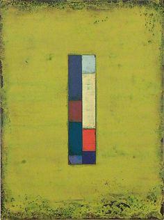 Steven Alexander, Mother Tongue #8, 2009, acrylic