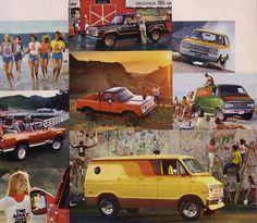 Custom van medley