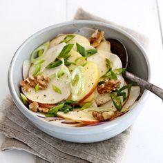 Recept - Salade met meiraap en appel - Allerhande
