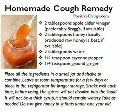All natural help for your cough