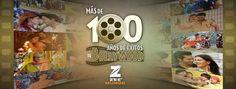 ZEE Mundo Celebrates Over 100 Years of Bollywood   ZEE Mundo celebrates a legacy of blockbusters, the growth, development and history of mo...