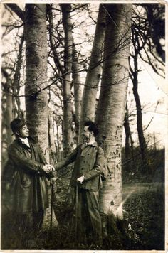 Illyés Gyula, József Attila - Csillebérc (1931)