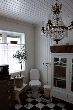 Vintage House: Badrum