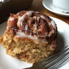 Almacucina: Sourdough Cinnamon Rolls