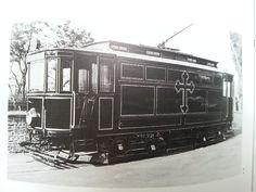 Pohřební tramvaj, 1. světová válka (zdroj: Praha/Prague/Prag)