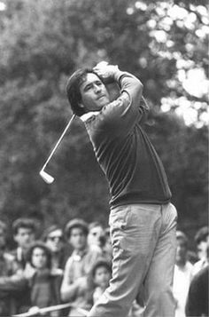 "Severiano ""Seve"" Ballesteros Sota (9 April 1957 – 7 May 2011) was a Spanish professional golfer, a World No. 1 who was one of the sport's leading figures from the mid-1970s to the mid-1990s. He gained attention in the golfing world in 1976, when at the age of 19 he finished second at the The Open Championship. Ballesteros won five major championships between 1979 and 1988: the Open Championship three times, and the Masters Tournament twice.    www.tripcaddy.es"