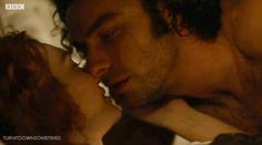 Ross & Demelza Poldark Season 3 Episode 2