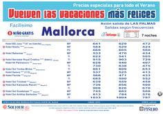 2ª Edición. Las vacaciones mas felices sep-oct. Hoteles en Mallorca salidas desde Las Palmas - http://zocotours.com/2a-edicion-las-vacaciones-mas-felices-sep-oct-hoteles-en-mallorca-salidas-desde-las-palmas-2/