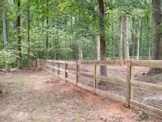 Farm Fences and Rail Fences, Installation, Design & Repair: Virginia Fence Scapes