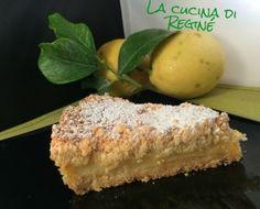 #Sbriciolata al limone# La cucina di Reginé