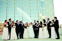 Jordan Wiebe & Jeffrey Stevens Wedding, Winnipeg, Canada. Red Photo Co.