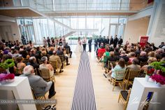 Chicago Art Institute Wedding
