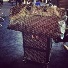 """brian_atwood on Instagram: """"LA bound!!!! 3 more hours!!! Almost there..  #bapumped15 #LA #brianatwood #getready #goyard"""""""