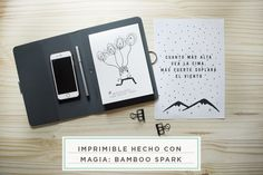 milowcostblog: imprimible hecho con magia: bamboo spark