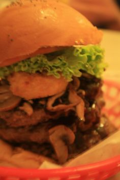 Burger!!! BRGR Project, Maginhawa St.,  Quezon City, Philippines --- (by AKA)