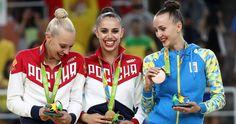 JO Rio 2016: ces sportifs russes qui valent de l'or