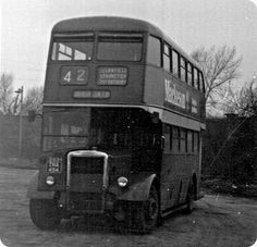 Manchester Corporation - Leyland Titan