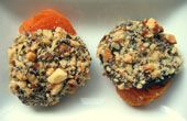 Chocolate-Dipped Apricots http://candy.about.com/od/fruitcandy/r/choc_apricots.htm