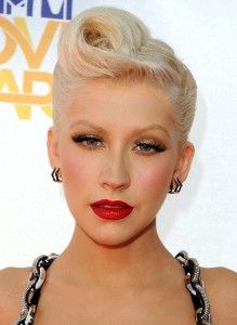 Pompadour Hairstyle For Women Tips