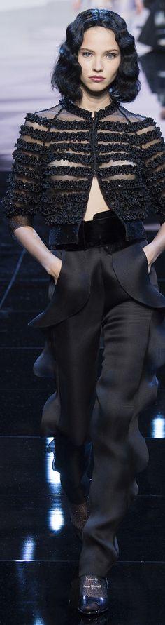 Armani Privé Spring 2016 Couture