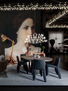 Sufragerie. Milan Design Week 2015 | Tempo da Delicadeza #decorinterior, #amenajariinterioare