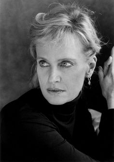 Siri Hustvedt. I love her, independent of hubby Paul Auster.