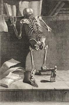 skeleton reading, 1779