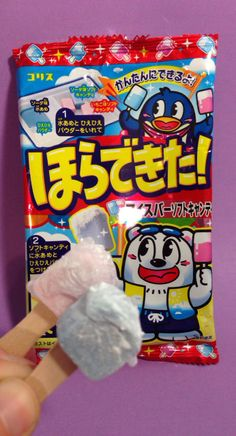 How to Make Coris Ice Bar DIY Japanese Candy Kit