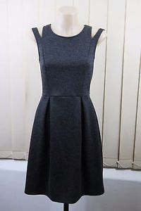 Size M 12 Dotti Ladies Sleeveless Dress Business Office Boho Grunge Skater Style | eBay