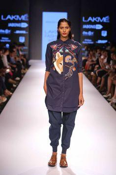 Glimpse of Armaan Aiman at Lakme Fashion Week Winter/Festive'15! #JabongLFW