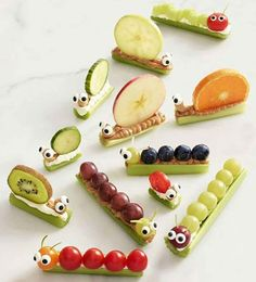 Food Inspiration 20 Easy After-School Snacks Your Kids Will Go. - Food Inspiration 20 Easy After-School Snacks Your Kids Will Go. Food Inspiration 20 Easy After-School Snacks Your Kids Will Go. Cute Food, Good Food, Yummy Food, Yummy Healthy Snacks, Healthy Recipes, Toddler Meals, Kids Meals, Toddler Food, Easy Toddler Snacks