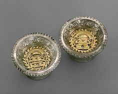Earflare Date: 14th–15th century Geography: Peru Culture: Chimú Medium: Silver, gold