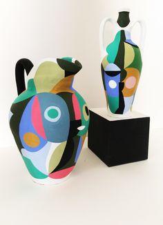 The Collage Ceramics