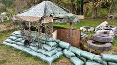 Image result for airsoft field design