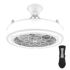 Stile Anderson 22 in. LED Indoor/Outdoor White Ceiling Fan with Remote Stile introduces a better way to cool with the 22 in. Enclosed Ceiling Fan and LED Light Combination in coastal white. Flush Ceiling Fans, Ceiling Fan With Remote, Outdoor Ceiling Fans, Ceiling Fan In Kitchen, Kitchen Fan, Ceiling Fan Lights, Bedroom Ceiling Fan Light, Coastal Ceiling Fan, Kitchen Updates
