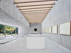 Gluckman Tang Architects Designs Artful Walter De Maria Pavilion in Bridgehampton