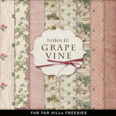 Wednesday's Guest Freebies ~ Far Far Hill *Note the downloading from Far Far Hill link ♥♥Join 2,750 people. Follow our Free Digital Scrapbook Board. New Freebies every day.♥♥