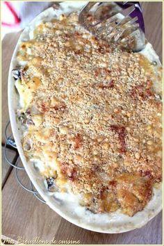 Poulet Tetrazzini de Giada de Laurentiis-  Warm comfort Food :D