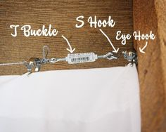 How To Hang 30' Of Curtains For $40 Home Hacks | Apartment Therapy