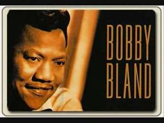 """Bobby """"Blue"""" Bland, a distinguished singer who blended Southern blues and soul in songs such as """"Turn on Your Love Light"""" and """"Further On Up the Road,"""" died Sunday. He was 83.Rodd Bland said his father died due to complications from an ongoing illness at his Memphis, Tenn., home. He was surrounded by relatives. Bland was known as the """"the Sinatra of the blues"""" and was heavily influenced by Nat King Cole, often recording with lavish arrangements to accompany his smooth vocals"""