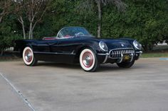 The very first... 1954 Corvette