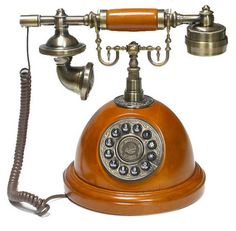 antique phone #2