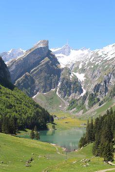 Seealpsee (Kanton Appenzell Innerrhoden)