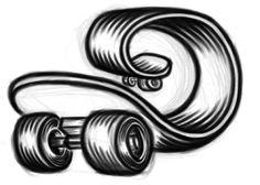 Cool Dc Skate Logos