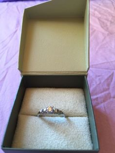 #jewelry .5 1/2 Ct. Diamond Engagement Ring White Gold Half Carat please retweet