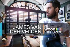 James van der Velden Omslagfoto RTL Woonmagazine http://www.rtl.nl/rtl-woonmagazine/#!/339981/ontwerpers/976483a6-b016-4029-a13a-b69aaa562b44