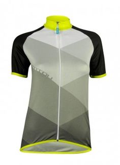 Gradient Womens cycling jersey - Classic Cycling Top