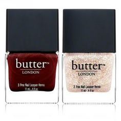 butter LONDON Holiday 2013 Double Take Duo - Fire