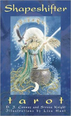 Shapeshifter Tarot - Deck Only: D.J. Conway, Sirona Knight, Lisa Hunt: 9780738734767: Books - Amazon.ca